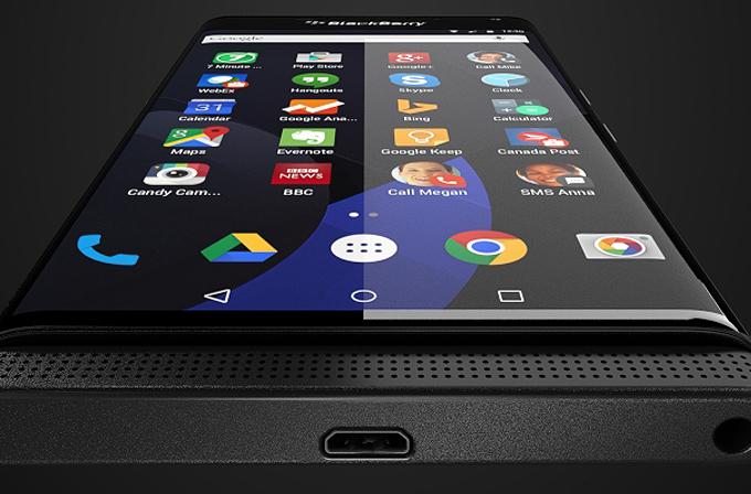 BlackBerry, Android'li BlackBerry Priv modelini doğruladı