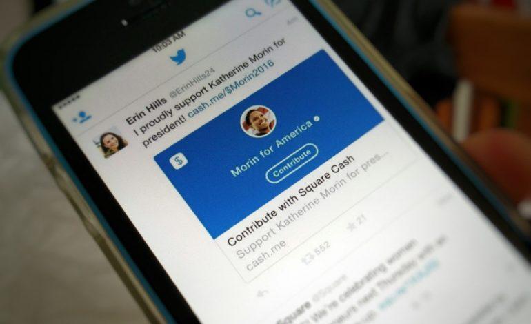 Twitter'dan politik bağış yapabileceksiniz