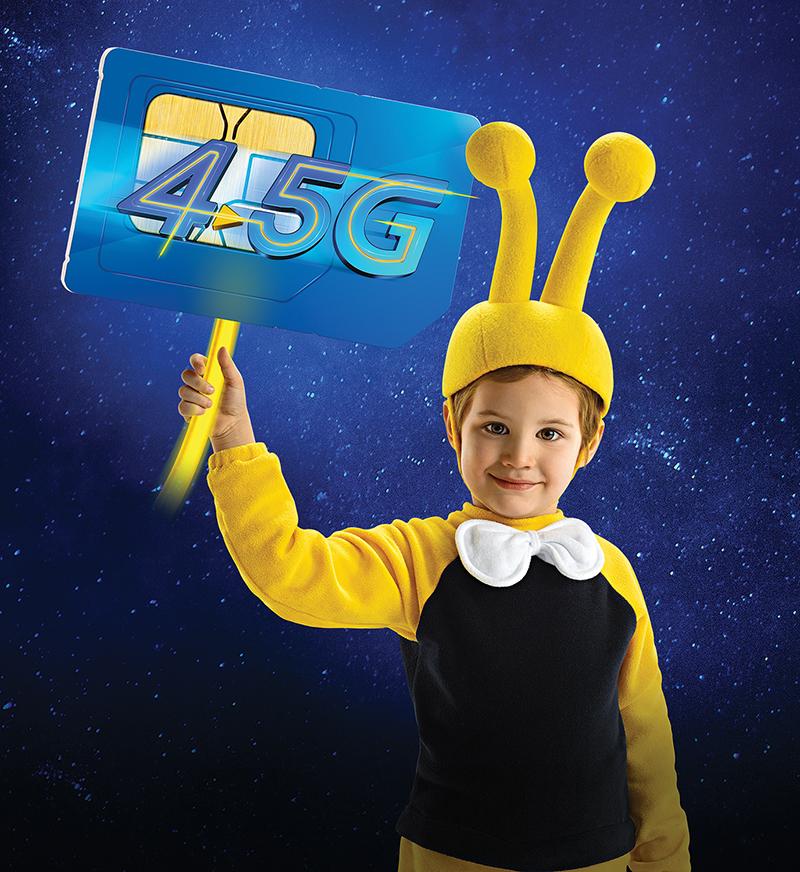 4.5G-SIM-Kart