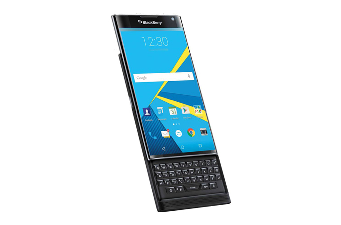 BlackBerry Priv cep yakacak gibi!