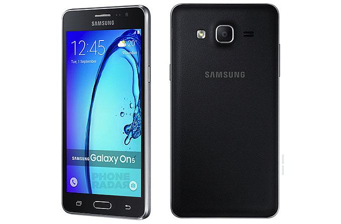 Samsung Galaxy On5 ve On7 ortaya çıktı