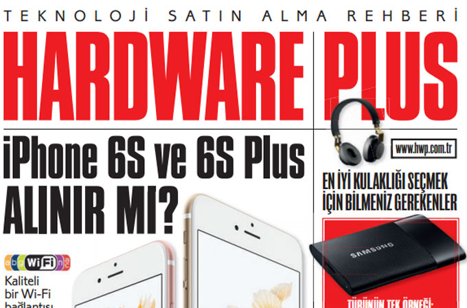Hardware Plus'ın Ekim sayısında neler var?