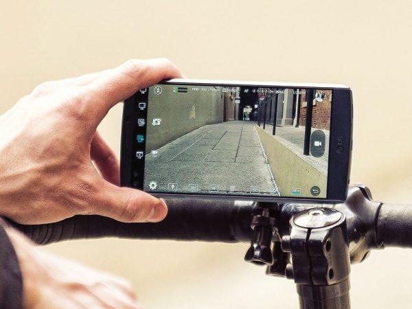 LG V10 Manual Video Mode