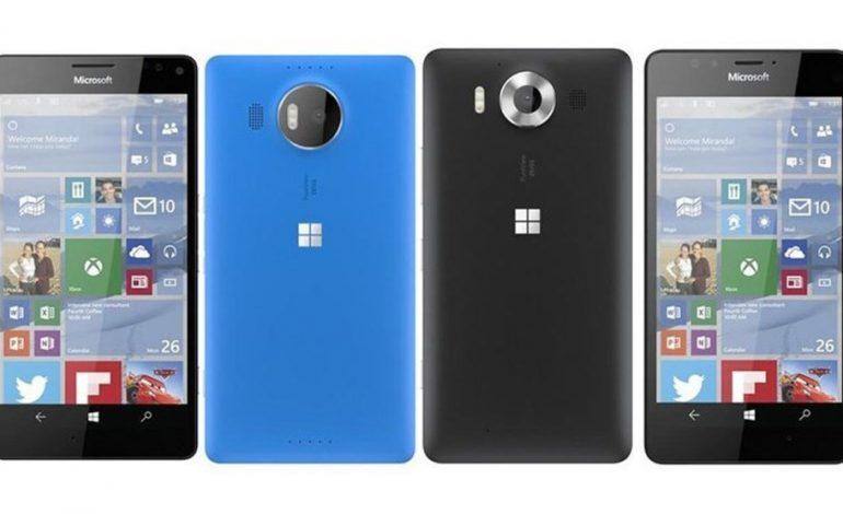 Microsoft Lumia 950 ve Lumia 950 XL'in yeni görselleri sızdı