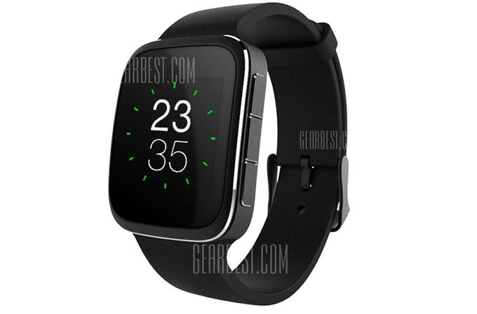 Gearbest.com'da SMA-Q E-paper Display akıllı saat ön siparişe açıldı