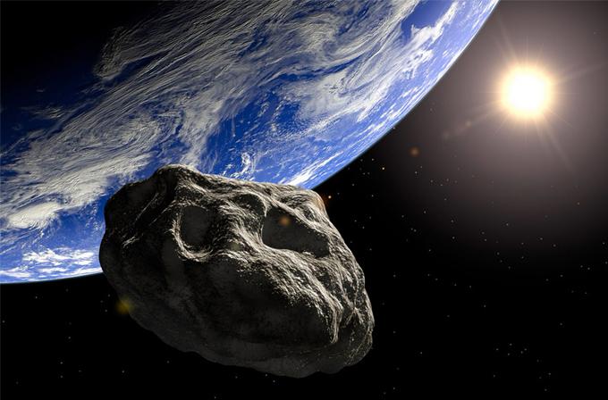 31 Ekim'de Dünya'nın yanından dev bir göktaşı geçecek