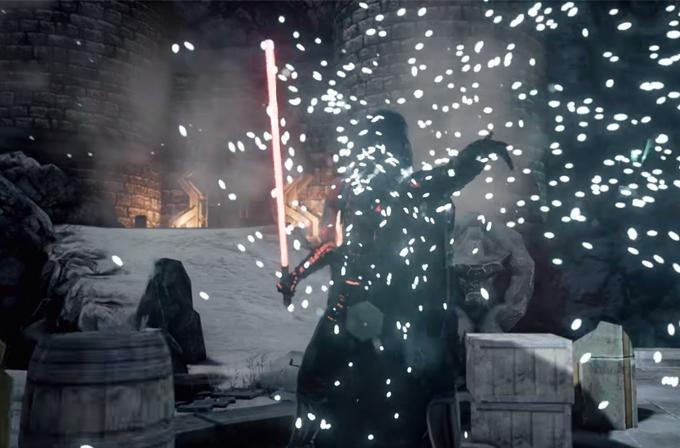 CryZENx'ten Darth Vader'lı Unreal 4 teknoloji demosu