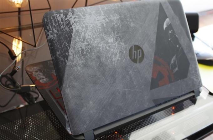 HP'den Star Wars temalı muhteşem bir dizüstü bilgisayar geliyor