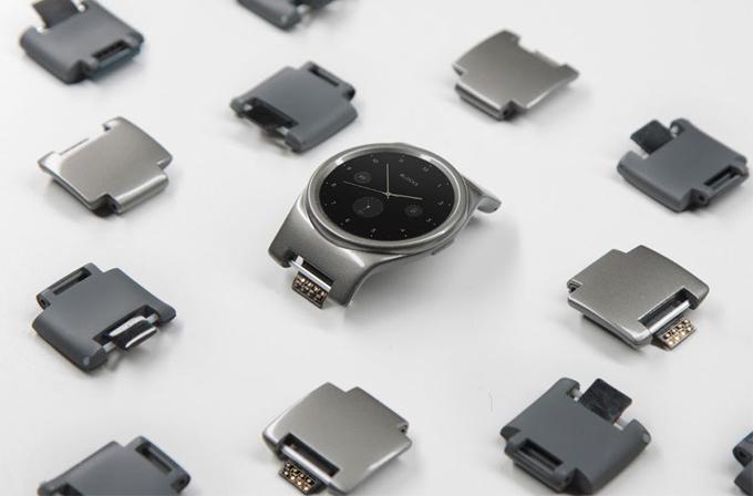 BLOCKS'tan modüler akıllı saat!