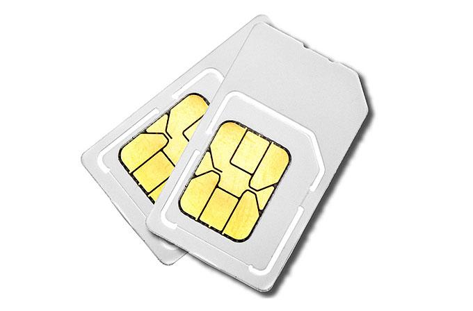 Çift SIM kartlı akıllı telefonlar