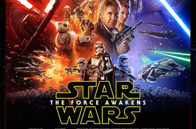 Geçmişten günümüze Star Wars afişleri