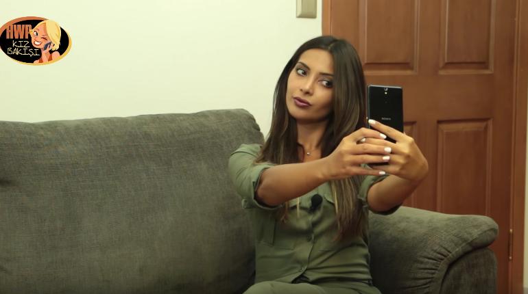 Kız Bakışı: Sony Xperia C5 Ultra (Gizem Gülşen)