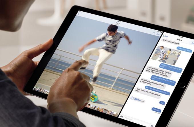 iPad Pro Kasım ayı başında satışta olacak
