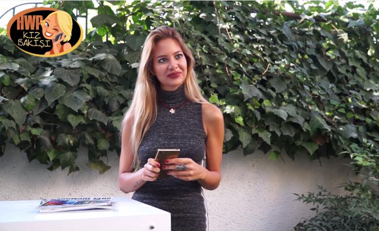 Kız Bakışı: Sony Xperia Z5 Premium (İlayda Oymak)