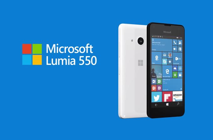 Microsoft Lumia 550 tanıtım videosu yayınlandı