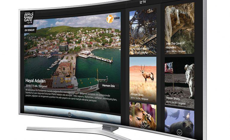 Samsung ve Digiturk'ten UHD (4K) içerikte Türkiye'de bir ilk