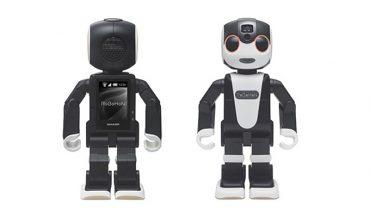 Sharp'tan robot şeklinde telefon: RoboHon