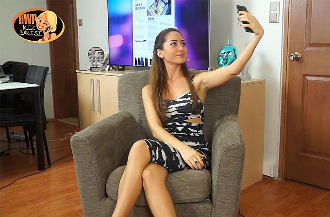 Kız Bakışı: HTC One A9 (Simge Dilan Poyraz)