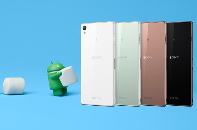 Sony, Android Marshmallow sürümünü alacak cihazları açıkladı!