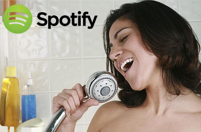 Spotify verilerine göre duşta en çok dinlenen şarkılar