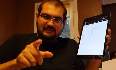 Samsung Galaxy Tab S2 ile Hearthstone oynadık