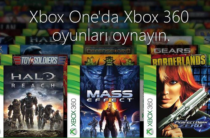 Xbox One geriye uyumluluk tarihi açıklandı