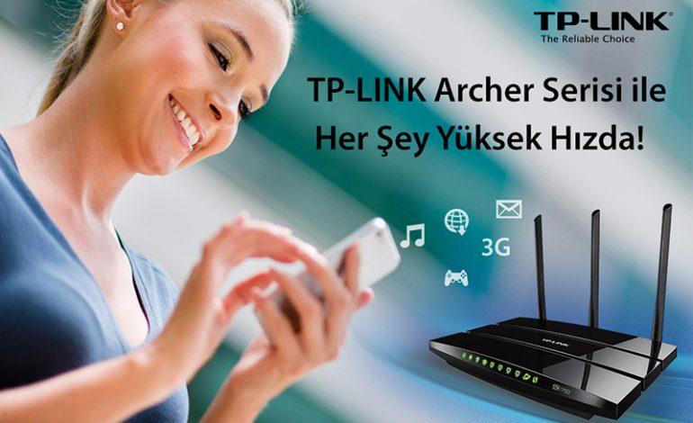 """TP-LINK: """"802.11ac, pil ömrünü de uzatıyor"""""""