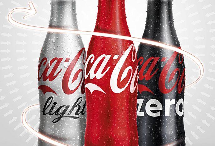 Coca-Cola'dan yepyeni tasarımlı şişeler