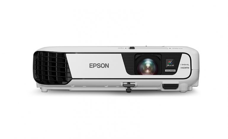 Epson'dan Full HD taşınabilir yeni projektör: EB-U32