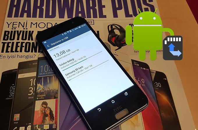 Rehber: Android 6.0 Marshmallow ile birleşik depolama yapmak