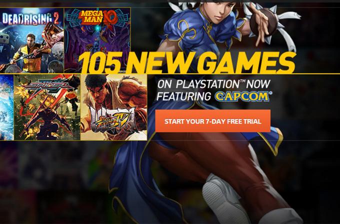 PlayStation Now için 105 yeni oyun gelid