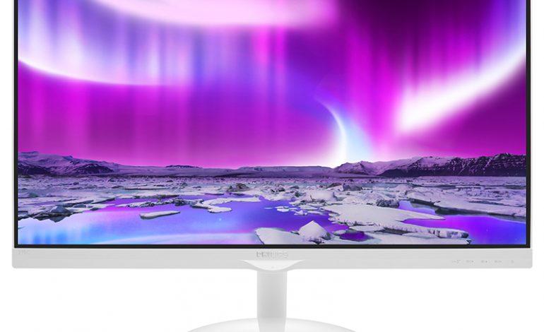Işığın Büyüsü: Ruh halinize uyum gösteren ekran Philips'ten