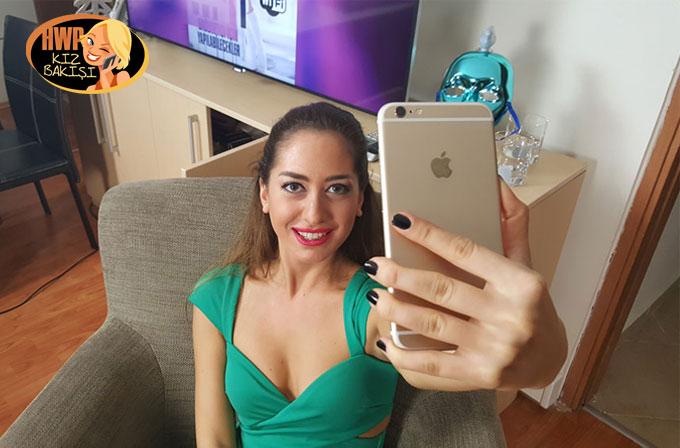 Kız Bakışı: Apple iPhone 6s Plus (Simge Dilan Poyraz)