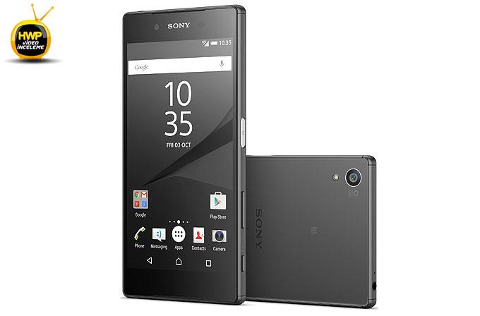 Sony Xperia Z5 İncelemesi