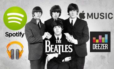 The Beatles Spotify, Deezer ve Apple Music'te