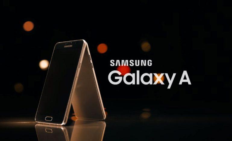 Samsung Galaxy A (2016) için ilk TV reklamı