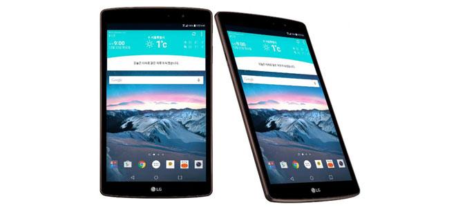 LG G Pad II'ye 8.3 inçlik yeni model