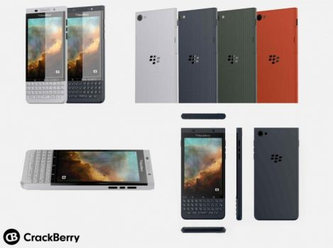 Android'li BlackBerry