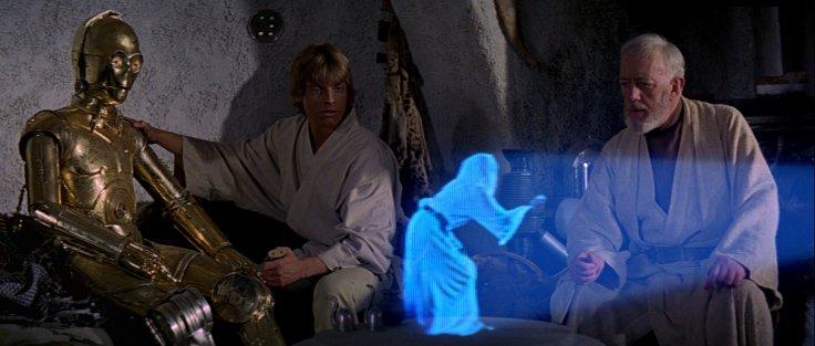Hologramın 'dokunulabilir'i yapıldı