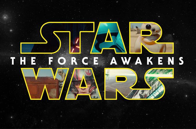 Star Wars: The Force Awakens rekor kırdı!
