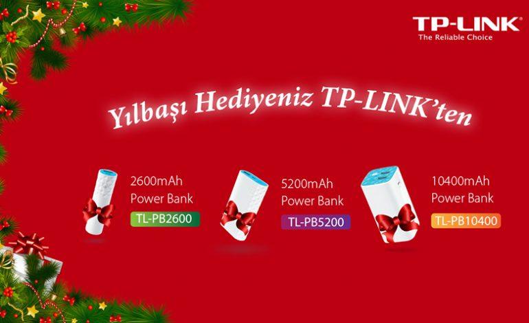 Herkese Uygun Yeni Yıl Hediyesi: TP-LINK Power Bank'lar