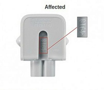 Apple-charger-shock