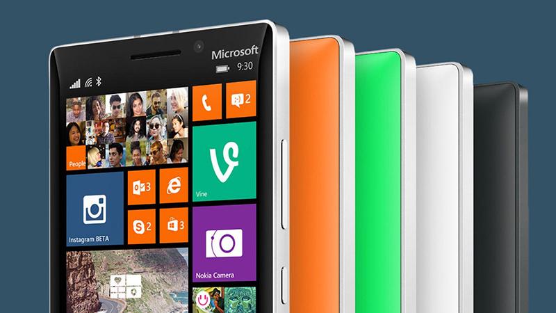 Microsoft Lumia Windows 10 Mobile phone (1)