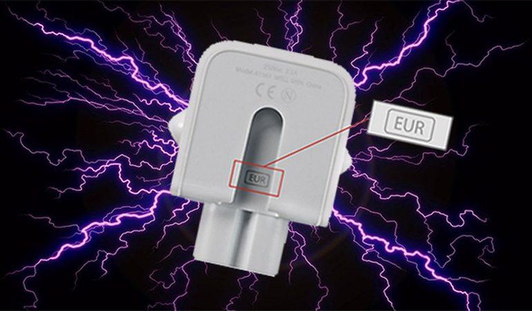 Apple Adaptörünüz elektro şok ile size zarar verebilir!