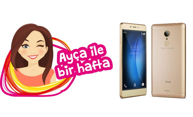 Ayça ile Bir Hafta: Turk Telekom TT175