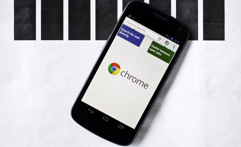 Google Chrome hızlanıyor, veri tüketimi azalıyor