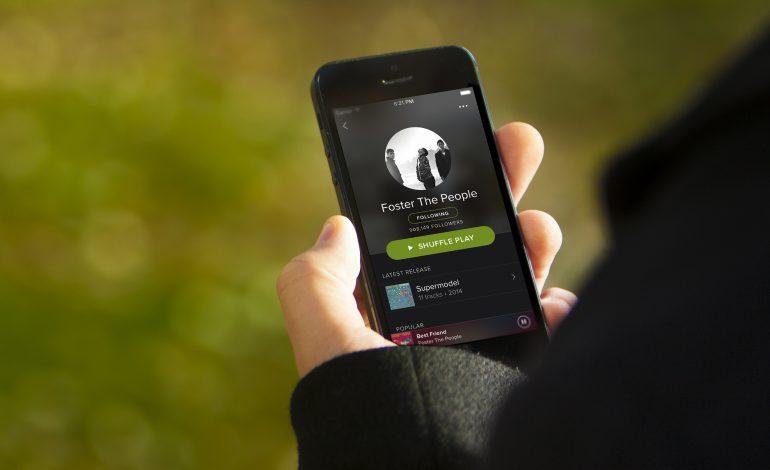 Spotify video yayınına başlıyor