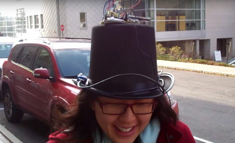 Şapkanız size yolu tarif etsin