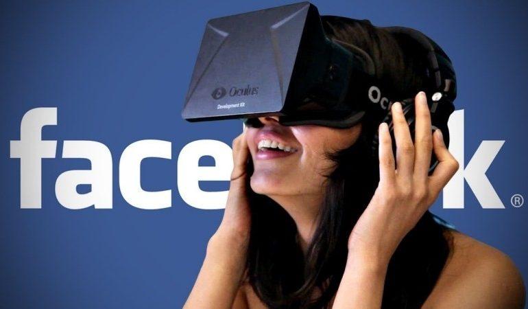Facebook'tan VR'a tam destek
