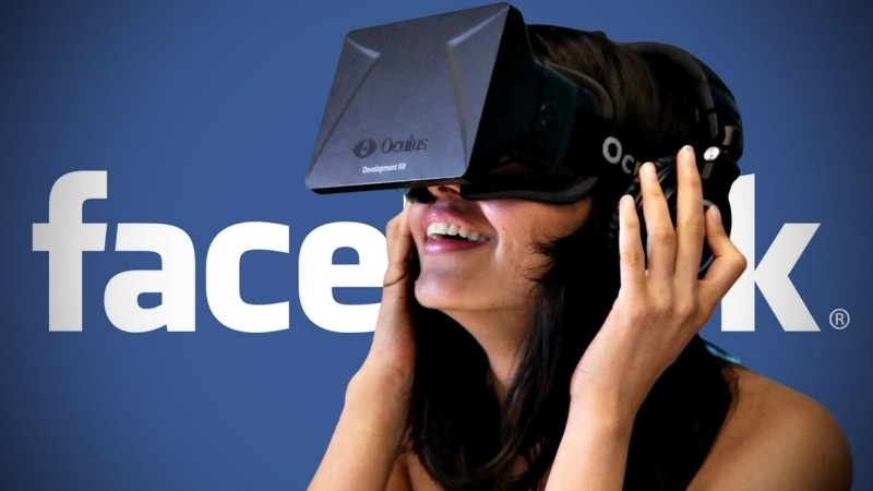 Facebook'tan VR'a tam destek